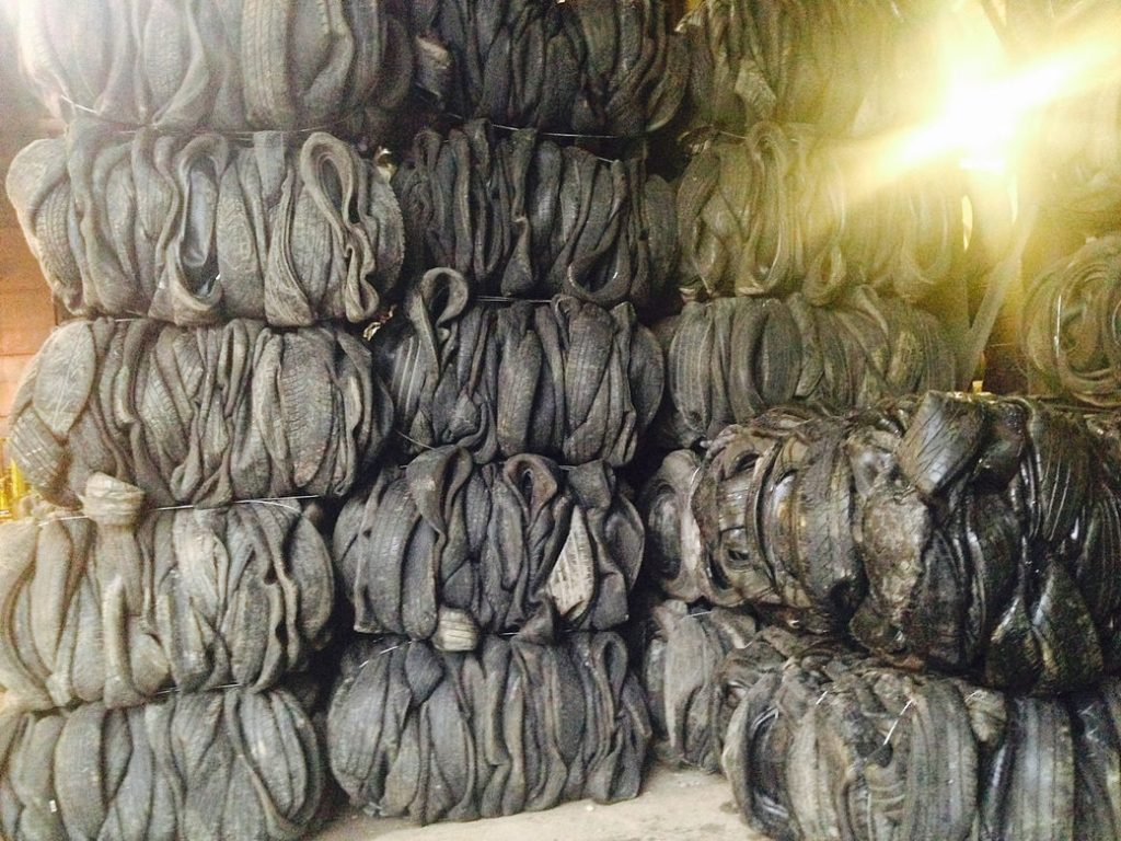 Tyre Bales