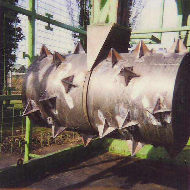 Crushing Roll Wheel