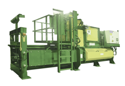 Automatic Horizontal Balers