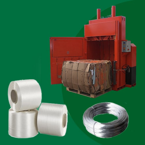 Baler Strapping and Wire